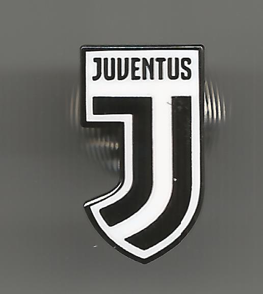 fadaf8ca673 Pin Juventus neues LOGO weiss